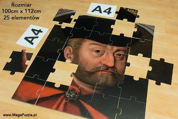 Puzzle wielkoformatowe